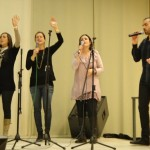 Los cantantes