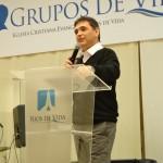 Josep Pradas predicando